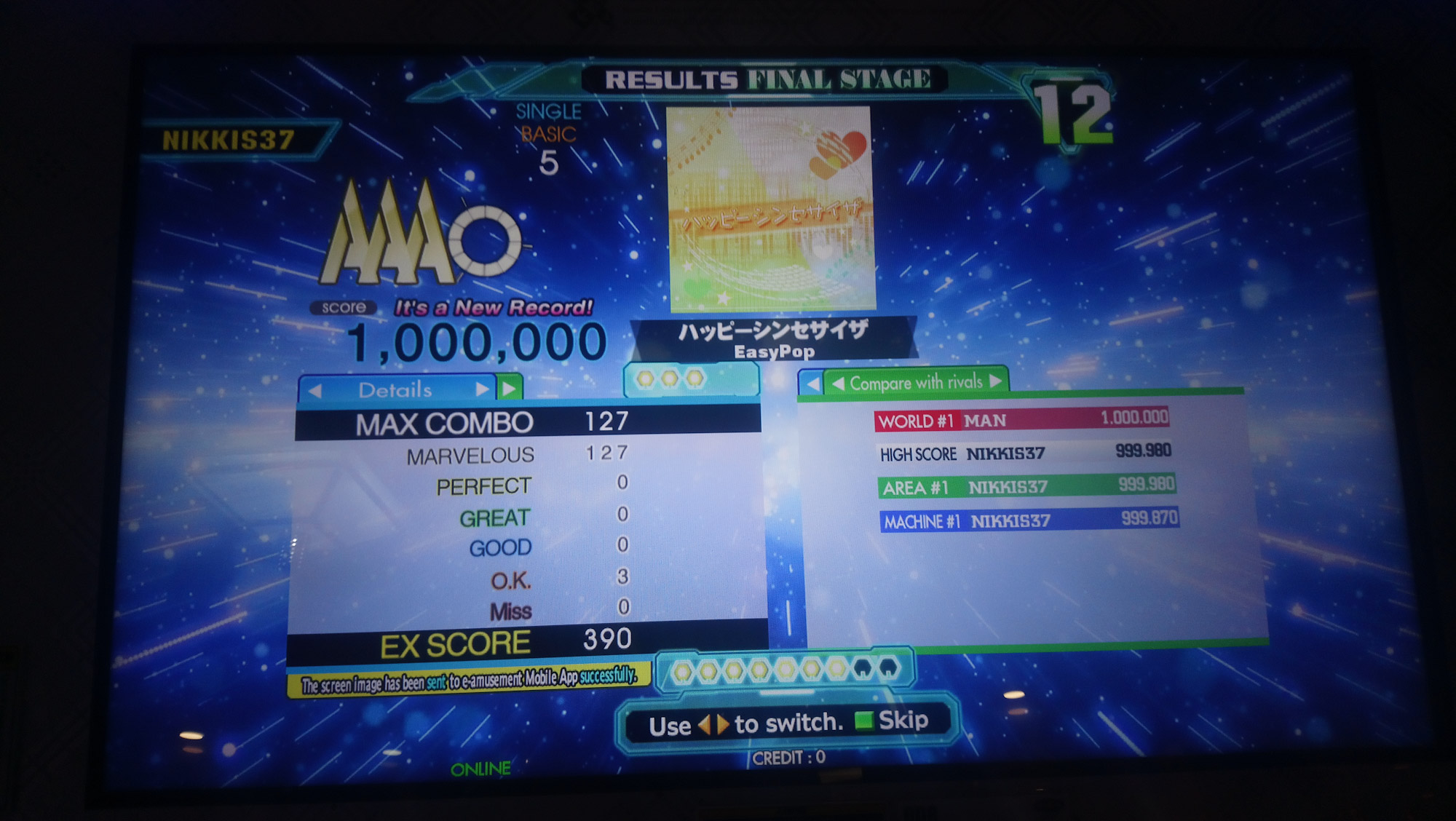 Happy synthesizer SP-BASIC[05] MFC